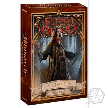 Flesh and Blood: Blitz Deck (Chane, Shadow Runeblade)