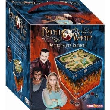 Nachtwacht: De Monsters Komen
