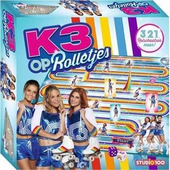 K3 Op Rolletjes