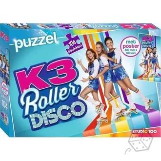 K3 Rollerdisco Puzzel (104)