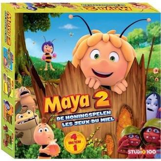 Maya 2 De Honingspelen