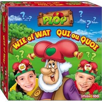 Plop: Wie of Wat?