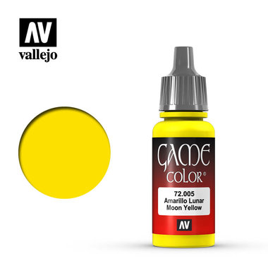 Game Color: Moon Yellow (Vallejo)