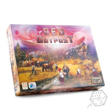 Red Outpost [DELUXE EDITIE]