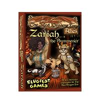 The Red Dragon Inn: Allies - Zariah