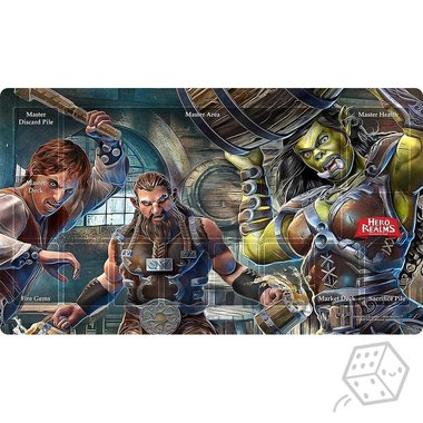 Hero Realms: Campaign Playmat - Enthralled Regulars
