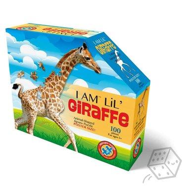 I Am Lil' Giraffe - Puzzel (100)