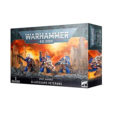 Warhammer 40,000 - Space Marines: Bladeguard Veterans