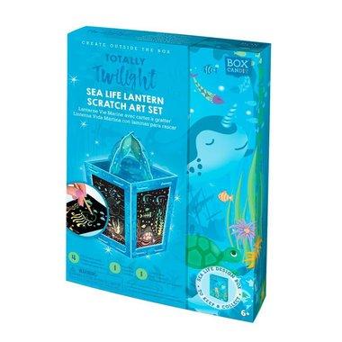 Box Candiy: Totally Twilight Sea Life Lantern Scratch