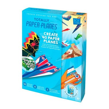 Box Candiy: Totally Paper Planes