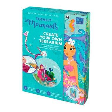 Box Candiy: Totally Mermaids (Terrarium)