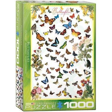 Butterflies - Puzzel (1000)