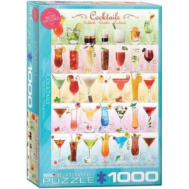 Cocktails - Puzzel (1000)