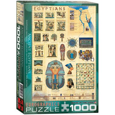 Ancient Egyptians - Puzzel (1000)