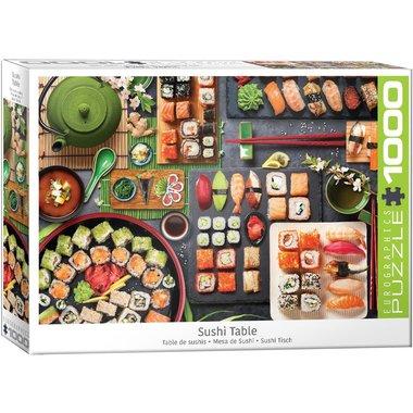 Sushi Table - Puzzel (1000)