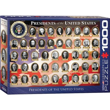 Presidents of the United States - Puzzel (1000)