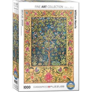 Tree of Life, William Morris - Puzzel (1000)