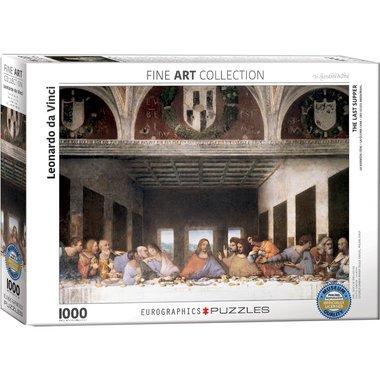 The Last Supper, Leonardo da Vinci - Puzzel (1000)