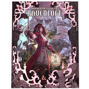 Dungeons & Dragons: Van Richten's Guide to Ravenloft [Limited Edition]