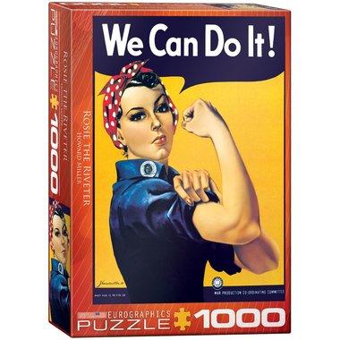 Rosie the Riveter - Puzzel (1000)