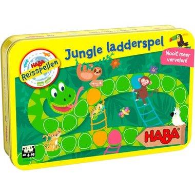 Jungle Ladderspel (4+)