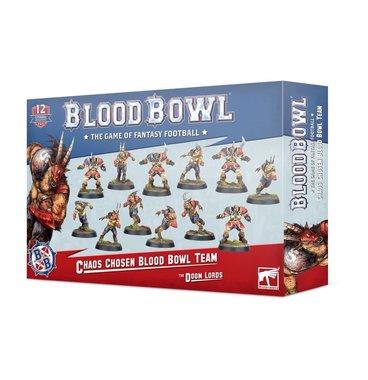 Blood Bowl: The Doom Lords (Chaos Chosen Blood Bowl Team)