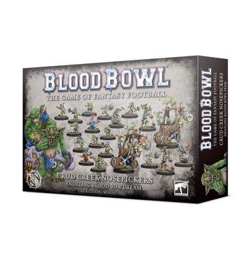 Blood Bowl: Crud Creek Nosepickers (Snotling Blood Bowl Team)