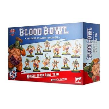 Blood Bowl: Nurgle's Rotters (Nurgle Blood Bowl Team)