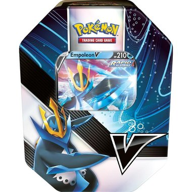 Pokémon: Summer 2021 Tin (Empoleon V)