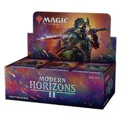 MTG: Modern Horizons 2 Draft Boosterbox
