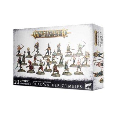 Warhammer: Age of Sigmar - Deadwalker Zombies