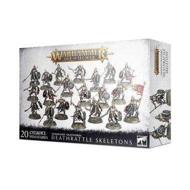 Warhammer: Age of Sigmar - Deathrattle Skeletons