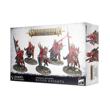 Warhammer: Age of Sigmar - Blood Knights