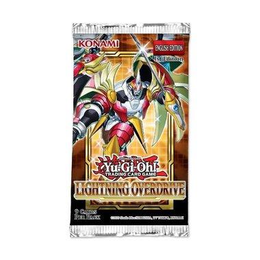 Yu-Gi-Oh! Lightning Overdrive (Booster)