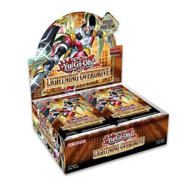 Yu-Gi-Oh! Lightning Overdrive (Boosterbox)