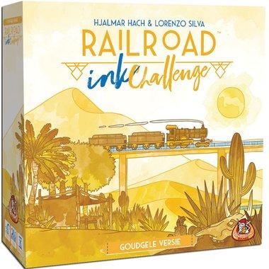 Railroad Ink Challenge [Goudgele versie]