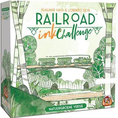 Railroad Ink Challenge [Natuurgroene versie]