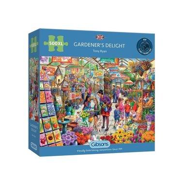 Gardener's Delight - Puzzel (500XL)