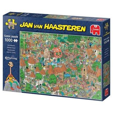 Sprookjesbos - Jan van Haasteren Puzzel (1000)