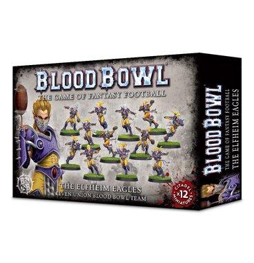 Blood Bowl: The Elfheim Eagles (Elven Union Blood Bowl Team)