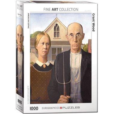 American Gothic - Puzzel (1000)