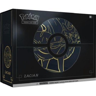Pokémon: Elite Trainer Box Plus (Zacian)