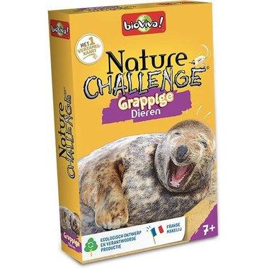 Nature Challenge: Grappige Dieren