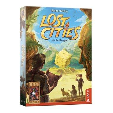 Lost Cities: Het Dobbelspel