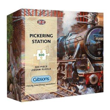 Pickering Station - Puzzel (500)