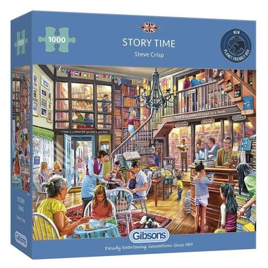 Story Time - Puzzel (1000)