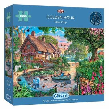 Golden Hour - Puzzel (1000)