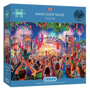Make Some Noise - Puzzel (1000)