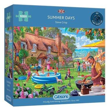 Summer Days - Puzzel (1000)
