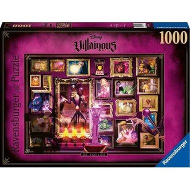 Disney Villainous: Dr. Facilier - Puzzel (1000)
